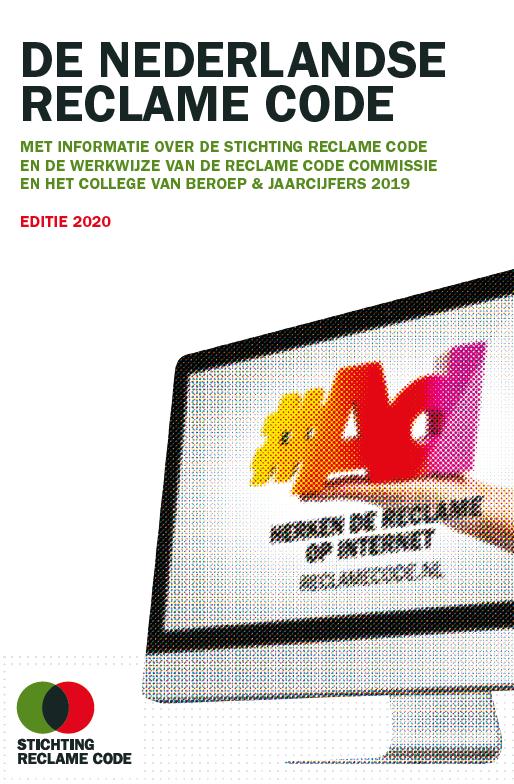 [Home] Nederlandse Reclame Code